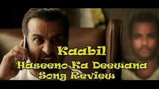 Haseeno Ka Deewana Video Song Review