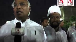 IFTAR MD ILYAS SAITH BAGHBAN Malik Arjun Kherge MP