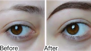 DIY Eyebrow Gel - How to - Eyebrow Tutorial | Homemade Eyebrow Gel | JSuper Kaur