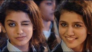 Priya Prakash Varrier cute expression | Oru Adaar Love | Manikya Malaraya Poovi