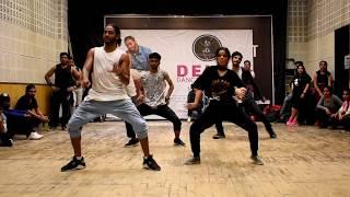 J. Balvin - Machika | Melvin Louis Choreography feat Sheetal Pery | Western Dance Academy