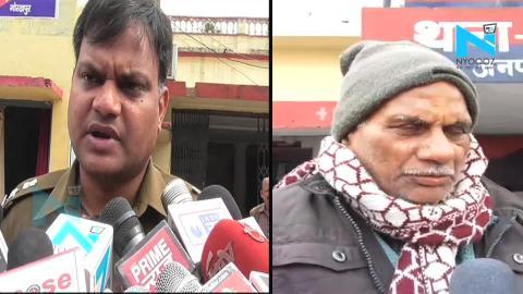 गोरखपुर: तिलक समारोह में मामूली कहासुनी, ठेकेदार की गोली मारकर हत्या