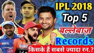 IPL Ka Badshah: EP-1: Top 5 leading run getters in IPL after 10 successful season