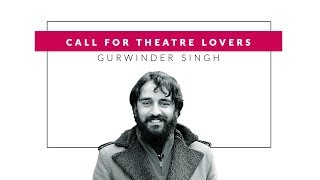 Call For Theatre Lovers ft. Gurwinder to Punjab | Jalandhar | Bohemians | An Appeal | RFE