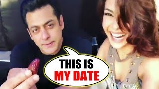 Race 3 Couple Salman Khan & Jacqueline Fernandez Celebrating Valentine's Day In Bangkok