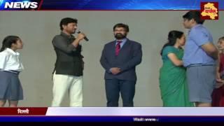 Bolywood : Irfan Khan in Delhi to promote upcoming movie 'Hindi Medium' | Delhi Darpan TV