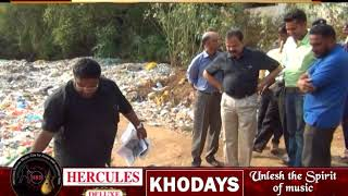 Bio-Medical Waste From GMC Causing a Sewage Spill In Nearby Village? Locals Concerned