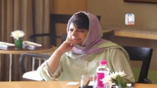 Mehbooba meets captains of Indian industry