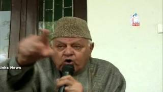 Stone pelters just fighting for resolution of Kashmir problem: Farooq Abdullah