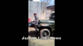 KASHMIR | Video clip showing Kashmiri youth tied in front of army jeep goes viral
