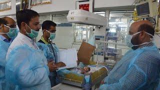 Bali Bhagat takes stock of facilities at GB Pant hospital
