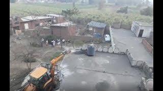 मुजफ्फरनगर: लंबे विवाद के बाद ढहाई गई 10 साल पुरानी मस्जिद