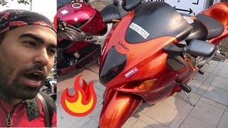 Fastest Hayabusa In India @350kmph | Auto Expo 2018