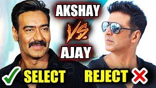 Not Akshay Kumar But Ajay Devgn Will Play MILKMAN In NEXT Movie