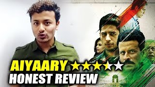 Aiyaary Movie Honest Review Hit Or Flop Sidhar Video Id 3c1d9d9f7d30