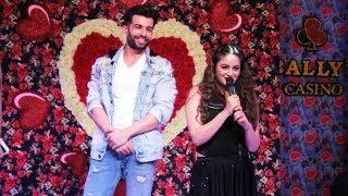 Jay Bhanushali & Mahhi Vij Celebrate Valentine Day In Sri Lanka