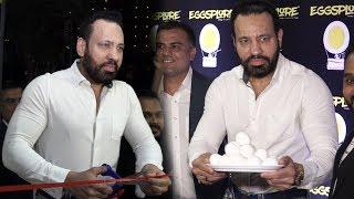 Salman Khan's Bodyguard Shera Inaugurates EGGSPLORE New Outlet