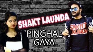Sakht launda pighal gaya || Zakir khan || Haq se single