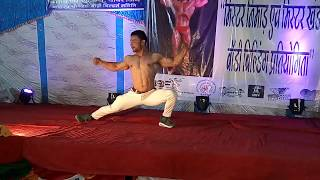 Mr Khandwa Mr Nimar Bodybuilding Competition 2018 - Tez News