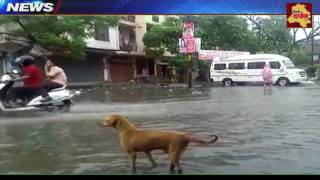Delhi PWD News : Monsoon arrives with waterlogging but PWD and MCD busy in blame game