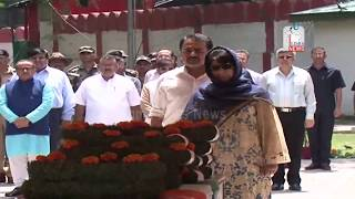 Shopian attack: Mehbooba Mufti pays tribute to martyred soldiers