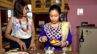 My Recipe   Bread Dahi Kebab