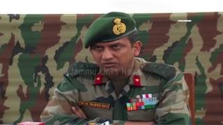 Major infiltration bid foiled in Machil, 5 terrorists killed: Army