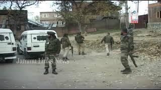 Militants lob grenade at police station in Kashmir, three injured