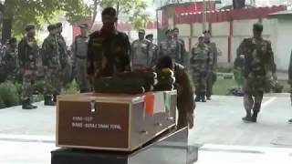 Army pays tribute to 2 soldiers martyred in Pulwama encounter