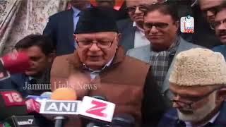 Pakistan not weak, it won't allow India to take PoK: Farooq Abdullah