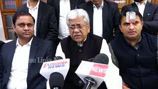 Jammu bar criticises Farooq; demands sedition case against him
