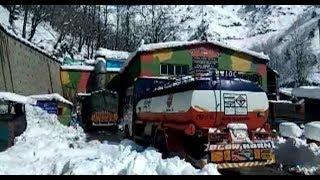 कश्मीर जाने वाले यात्रियों को मिली राहत, 4 दिन बाद यातायात के लिए खोला गया NH