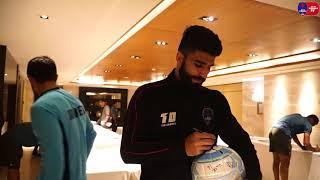 Signing Session with Delhi Dynamos FC