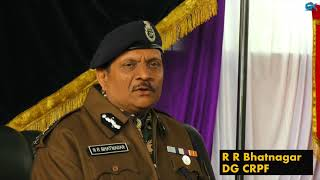 Ready to tackle all challenges: DG CRPF