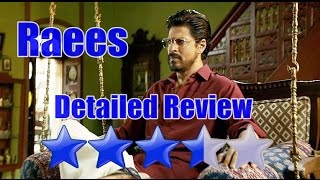 Raees Detailed Review