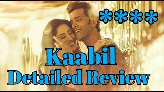 Kaabil Detailed Review