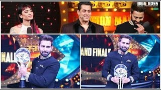 Manveer Gurjar Becomes Bigg Boss 10 Winner