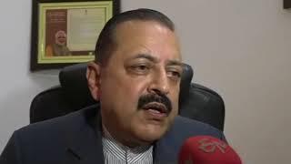 Farooq Abdullah treading on self-defeating course: Union Minister Jitendra Singh