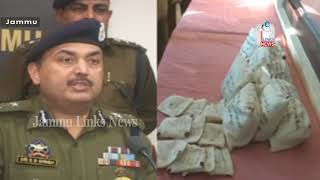 9 narcotic smugglers arrested; narcotics worth crores, Rs 24.23 lakh in cash seized in J&K