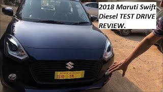 2018 Maruti Swift Diesel TEST DRIVE REVIEW. Should you BUY it?