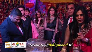 Arbaz Khan, Sohail Khan, Bharti and Shilpa Shetty At Shaik Fazil's Ballys Casino, Colombo Srilanka