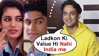 Vikas Gupta LATEST REACTION On Priya Prakash Varrier VIRAL Video