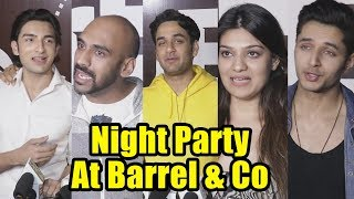 UNCUT - Vikas Gupta Party For Anil Singh Birthday | Barrel & Co Musical Night Party