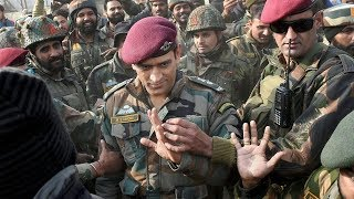 MS Dhoni greeted with 'Boom Boom Afridi' chants in Kashmir