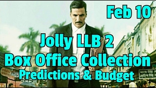 Jolly LLB2 Box Office Collection Predictions And Budget