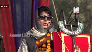 Militancy cannot be wiped out by killing militants alone, says Mehbooba Mufti