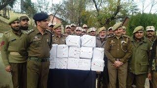 Ramban Police busted Inter-State Drug Racket