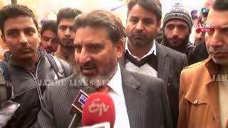 Altaf Bukhari inaugurates CM's Super-50 coaching classes