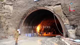 Chief Secretary inspects highway upgradation, rail link project works