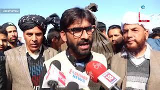 Gujjars hold protest against Jammu & Kashmir forest minister